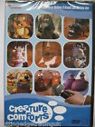 Creature Comforts (DVD, 2003) NEW SEALED (Nordic Packaging) Region 2 PAL