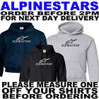 ALPINE STARS UNOFFICIAL HOODIE ALL SIZES TO 5XL (T SHIRTS  ALSO AVAILABLE)