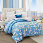 Music Note Quilt Doona Duvet Covers Set Queen/King Size Pillowcase Bed Cover Set