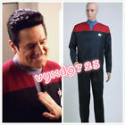 Star Trek Voyager chakotay Uniform Full Set Cosplay Costume Custom Made