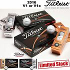 TITLEIST PRO V1 GOLF BALLS ** 2016 MODEL ** PRO V1 OR V1x NEW TITLEIST GOLF BALL