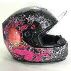 VIPER RS-250 DESIRE MOTORCYCLE MOTORBIKE SCOOTER LADIES FULL FACE HELMETS  NEW