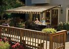 15' SunSetter Retractable Motorized Awning  in Acrylic Fa...