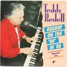 """Rockin On The """"88"""" In '88  Teddy Redell  Vinyl Record"""