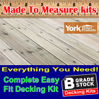 New Complete Decking Kits Tanalised All you need Screws-decking-fixings-membrane