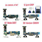 OEM Charger Charging Port Dock Mic Flex Cable For Samsung Galaxy S5 G900A/T/V/P