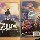 Video Games - Nintendo Switch Legend Of Zelda Breath Of The Wild Special Edition Game Only