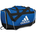 adidas Small Defender Duffel Bag Royal/Black 5136442