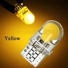 4/10x T10 194 168 501 W5W COB 8 SMD LED Canbus Silica Bright License Light Bulb