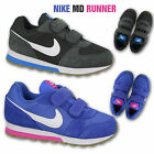 Nike MD Runner Boys Girls Kids Sports Trainers Shoes UK Sizes 10 11 12 13 1 2