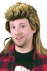 Brand New 1980's Mullet Halloween Costume Wig $9.19 USD on eBay