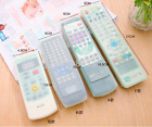 Classy TV Remote Control Set Waterproof Dust Silicone Protective Cover Case AU^