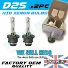X2pc D2S BI XENON GAS DISCHARGE BULB QUARTZ GLASS UK STOCK FACTORY OEM 43K 6K *