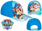 Boy Kids Official Paw Patrol Blue One Size Summer Sun Baseball Cap Hat