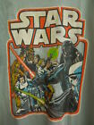 NWT- MEN'S STAR-WARS T-SHIRT BY JUNK-FOOD SW322-3250- ASST SIZES - GREY  $24.00 $12.0 USD