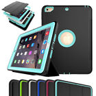 Hybrid Shockproof Protector Cover Case For iPad 9.7 2017 5th Gen A1822 A1823