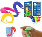 Magic Wriggler Wiggly Fun Twisty Worm Snake Stocking Filler Party Loot Bag Toy