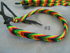 Rasta Reggae Solidarity Culture Friendship Bracelet various styles u pick 1 pc