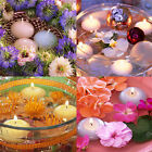 10pcs Round Floating Candle Floater Candles Wedding Party Romantic Home Decor