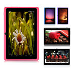 """iRULU 7"""" Android 6.0 Tablet PC A33 Quad Core 8GB Multi Colors Google GMS Gift"""