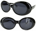 VINTAGE CLASSIC KURT COBAIN NIRVANA OVAL LENS CAT EYE ALIEN SHADES SUNGLASSES