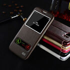 Luxury Slim Flip Leather Wallet Stand Cover Case For Samsung Galaxy S7/ S7 edge
