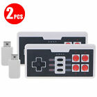 2X 1X Wireless Remote Controller Gamepad For NES Mini Classic Edition Console