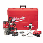 Milwaukee M18 FUEL 1-1/2 in. Lineman Magnetic Drill Kit 2788-22HD new