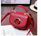 Women's  fashion single shoulder Messenger small round bag KREDT46124#