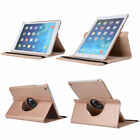 iPad Case Cover 360 Rotating Smart Leather  For mini   2 3 4 air 2017 colourful