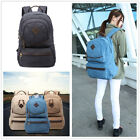 Men Women's Large Outdoor Backpack Hiking Travel Rucksack Bag Satchel School Bag