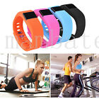 Smart Wrist Band Bluetooth Sleep Sport Fitness Activity Tracker Pedometer Watch