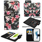 Premium Flip Wallet Leather Stand Universal Case Cover for HTC Mobile Phones <br/> Universal Case Cover For All HTC Models