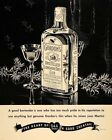 07431 VINTAGE GORDONS GIN ADVERTISEMENT PHOTO PRINT