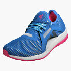 Adidas Pureboost X Womens Running Shoes Fitness Gym Trainers Blue