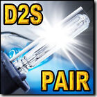 For Nissan 350Z 2006 - 2009 Xenon HID Headlight Replacement Bulbs Low Beam D2S #
