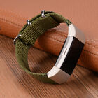 Replacement Wrist Strap Woven belt Nylon Watchband Bands For Fitbit Charge 2