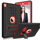 Shockproof Rubber Stand Hard Kids Smart Case Cover For Apple iPad Air 2 / iPad 6