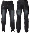 Mens Eto 9901 Funky Fashion Jeans - EM583 Midwash