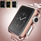 Slim Plated Full Body Protector iWatch Case Cover for Apple Watch 2 38/42mm