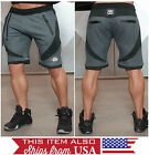 Внешний вид - Men's SHORTS GYM TRAINING BODYBUILDING RUNNING Golds Muscle FAST SHIPPING !!!
