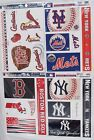"MLB 11"" x 17"" Ultra Decals / Multi-Use Decal by WINCRAFT -Select- Team Below on Ebay"
