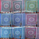 Paisley Tapestry Indian Mandala Wall Hanging Bohemian Queen Bedspread Wall Decor