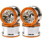 "4pcs Rock Crawler Car 2.2"" Beadlock Wheel Rims For RC 1/10 SCX10 D90 CC01 HSP"