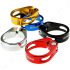 Bicycle Cycle Mountain Bike 31.8mm/34.9mm Seat Post Clamp Alloy