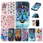 Magnetic Flip Stand Wallet Card Holder PU leather Case Cover for Samsung gy