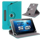360°UNIVERSAL Folio LEATHER Stand CASE COVER FOR 7*,8*,9*,9.7*10.1*ANDROID TABLE