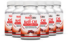Omega 3 Krill Oil Highest Concentration of Omega-3's  6'S 9'S DHA-EPA'S 1000mg