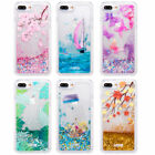Dynamic Glitter Liquid Quicksand Protective Case Cover for iPhone X 6 7 8 plus