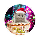 60*60 cm Animal Cat Round Mats Felt Carpet Area Rugs Small Fashion Christmas Mat